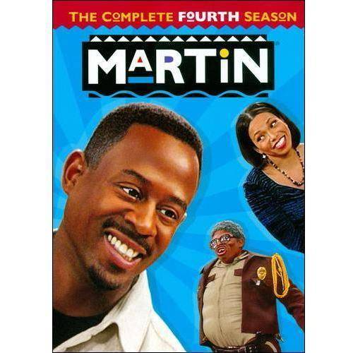 Martin: The Complete Fourth Season (Full Frame)