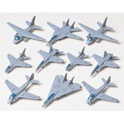 78006 1/350 US Navy Aircraft #1 Multi-Colored