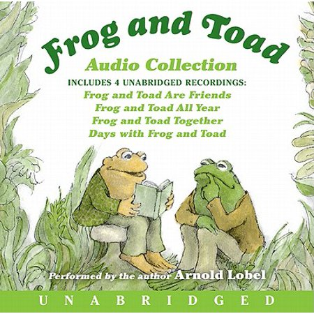 Frog and Toad CD Audio - Frog Collection