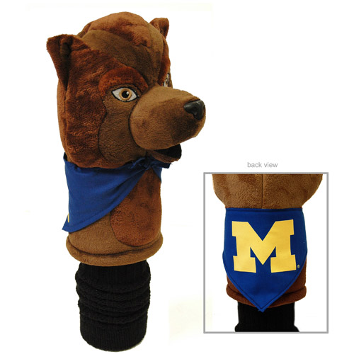 Team Golf NCAA Michigan Mascot Head Cover