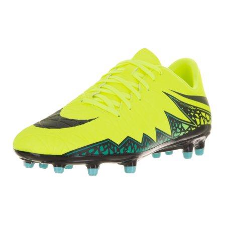 nike men's hypervenom phelon ii fg soccer cleat (Nike Mens Tiempo Ligera Iv Fg Soccer Cleats)