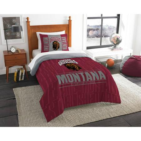 West Virginia Comforter - NCAA Montana Grizzlies