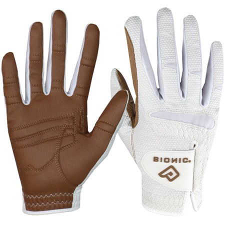 Bionic Women's Right Hand Relax Grip 2.0 Golf Glove - Caramel Evertan Golf Gloves