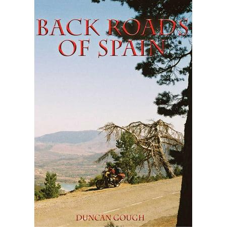 Back Roads of Spain - eBook (Road Map Spain)
