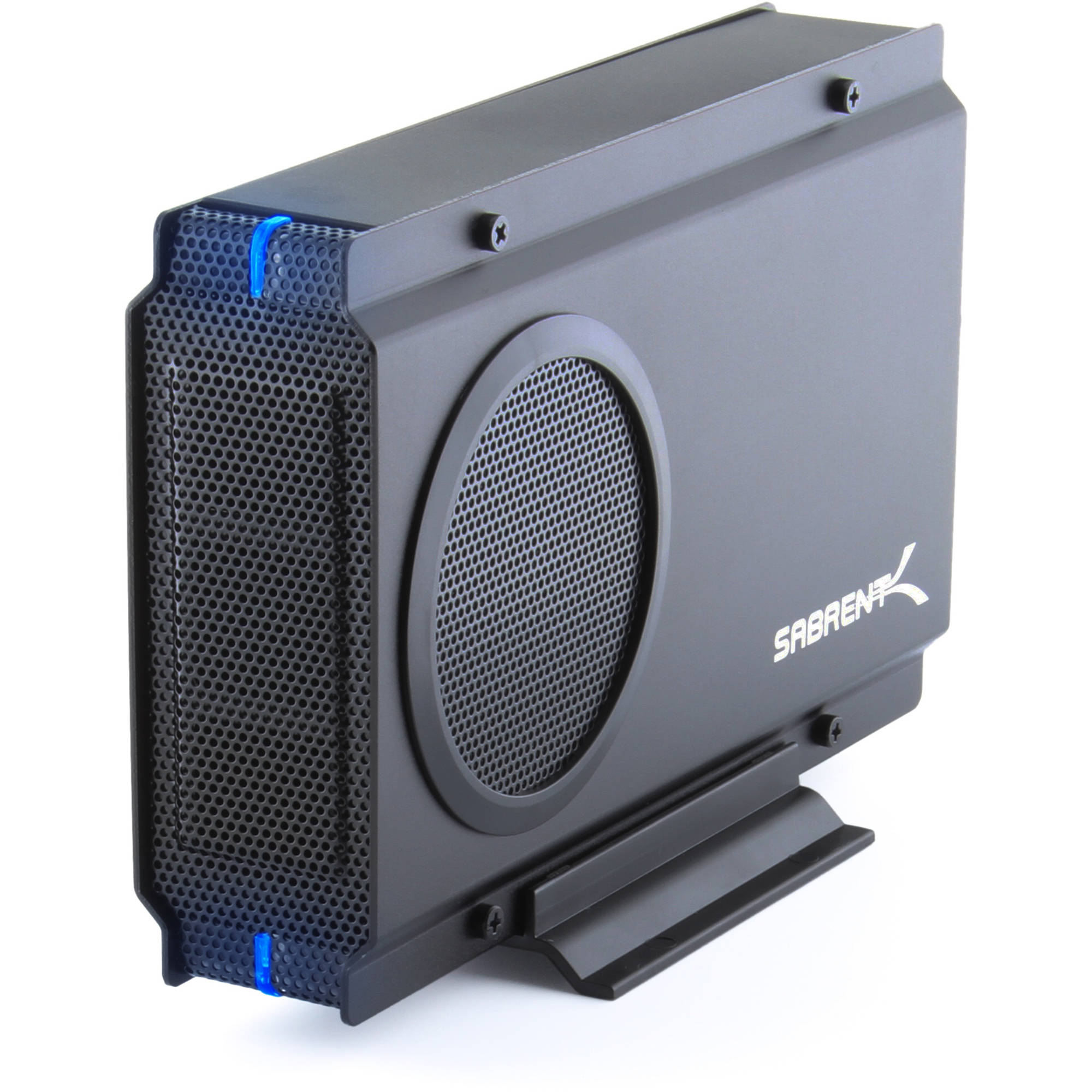 "Sabrent 3.5"" USB 3.0 SATA Case with Fan"