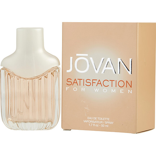 Jovan Satisfaction Edt Spray 1.7 Oz By Jovan