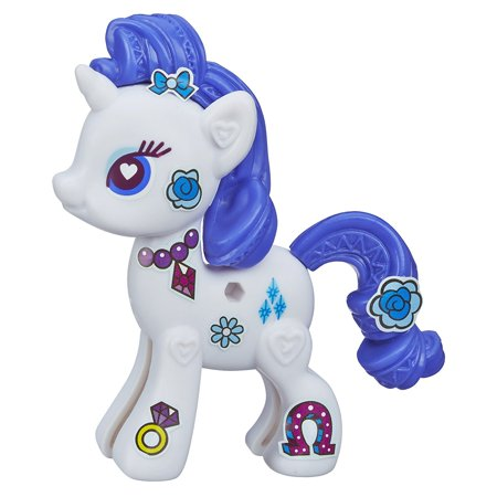 Pop Rarity Starter Kit, Build your own pony with the Rarity Starter Kit By My Little