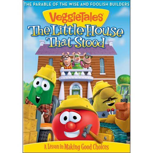 Veggie Tales: The Little House That Stood - A Lesson In Making Good Choices (Full Frame)