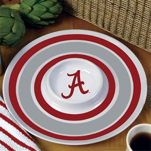 BSI PRODUCTS 38002 Melamine Serving Tray- Alabama Crimson Tide