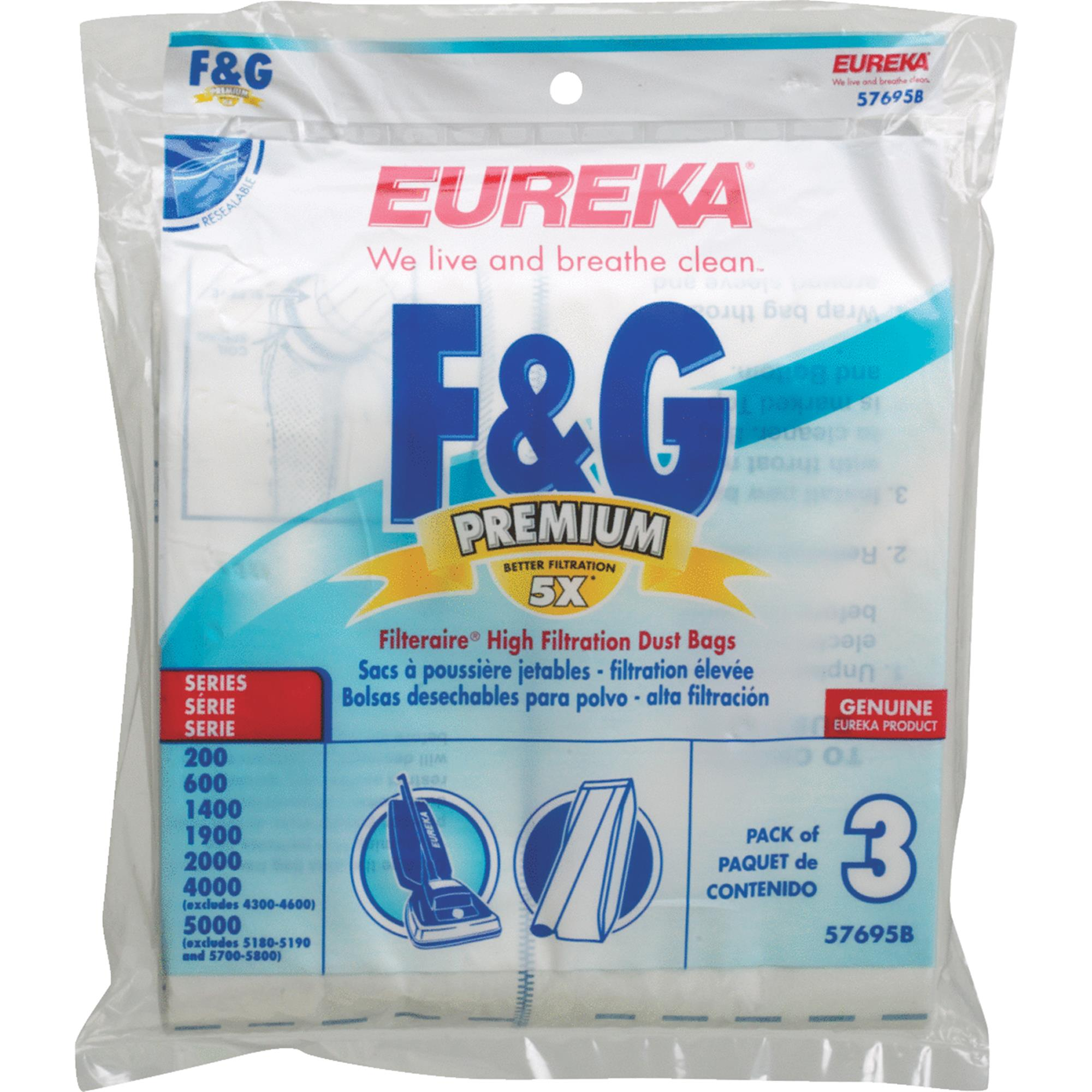Eureka Cleaner Vacuum Bag