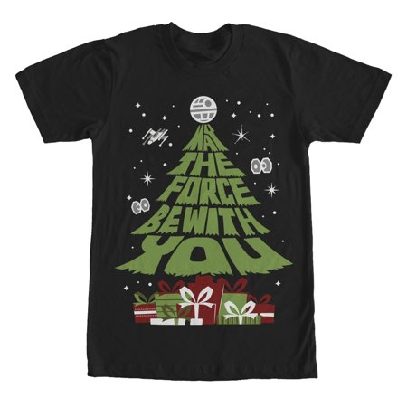 Star Wars Men's May the Christmas Gifts Be With You - Stars Wars Gifts