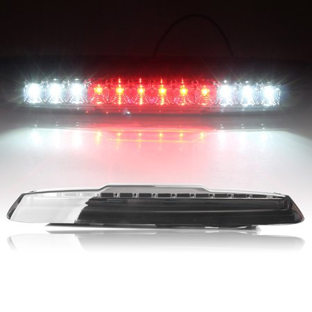 Silverado 3500 Third Brake Light (GZYF For 2007-2013 Chevy Silverado GMC Sierra 1500 2500 3500 FULL LED Cargo High 3RD Third Brake Lights Tail)