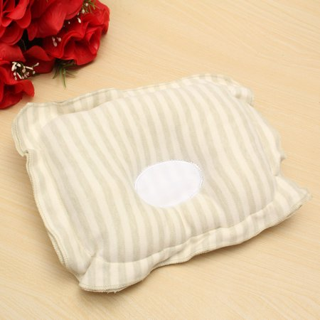 Baby Pillow | Head Shaping Newborn Pillow for Sleeping | Breathable Flat Head Baby Pillow to Prevent Flat Head