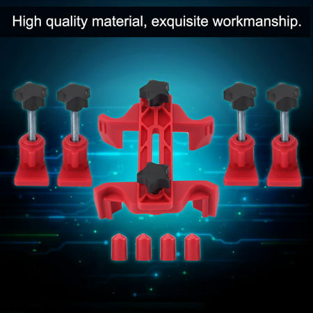Car Auto Universal Dual Cam Clamp Camshaft Engine Timing Sprocket Gear Locking Tool Kit(9pcs) (Cam Gears B16)