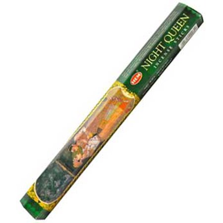 HEM Incense Night Queen 20pk Sticks Bring Peace Promote Tranquility Blessings Create Relaxing Atmosphere Into Your Home Prayer Meditation Aromatherapy