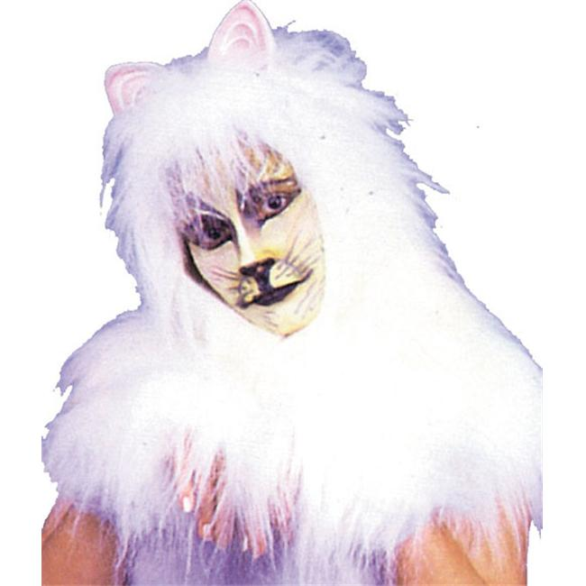 Costumes For All Occasions AB57 Cat Accessory Pack White