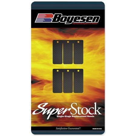 Boyesen SSC241 Super Stock Reeds - Carbon Fiber