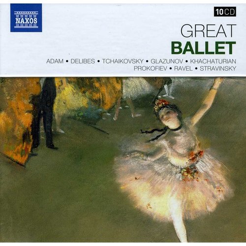 Great Ballet / Various (Box)