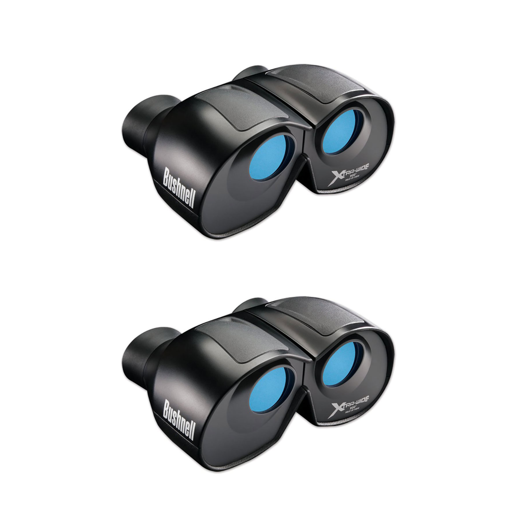 Bushnell Spectator Series 4x Magnification 30mm Wide View Binoculars (2 Pack)