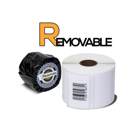 1 Roll of Dymo 30334 Compatible Medium Multipurpose Labels for LabelWriter Label Printers, 1-1/4 x 2-1/4 inch (1000 Labels Per Roll) 30334 Multi Purpose Label