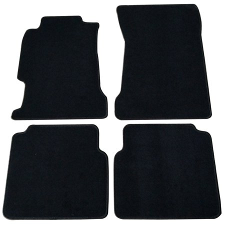 Fits 94-97 Accord 2 4 5Dr OEM Factory Fitment Car Floor Mats Front Rear Nylon