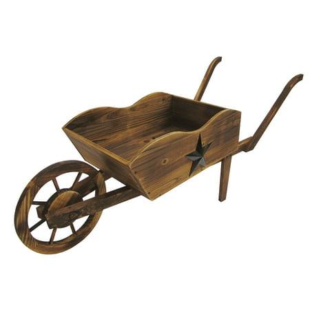 Leigh Country Wheel Barrow Planter ()