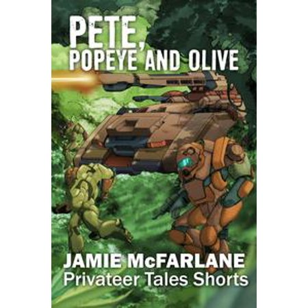 Pete, Popeye and Olive - - Popeye And Olive
