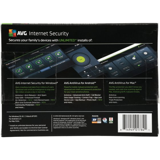 avg antivirus xp