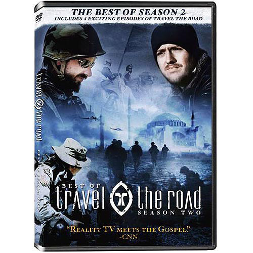 DVD-Travel The Road: Best Of Season Two