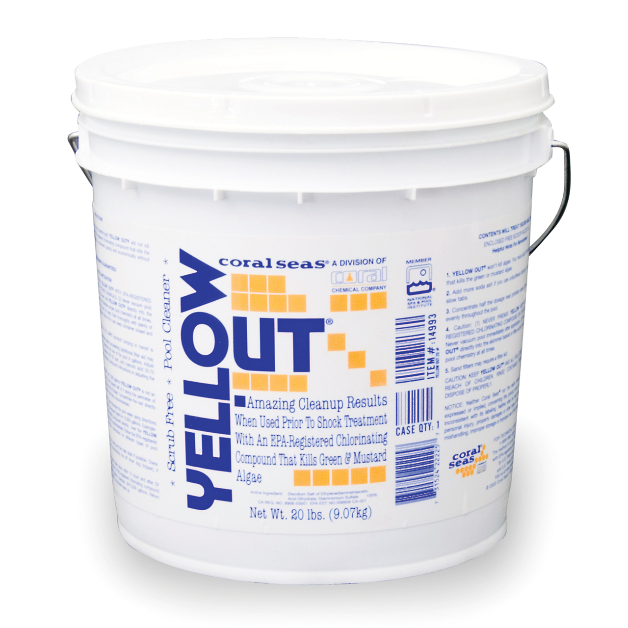 Yellow Out 20Lbs