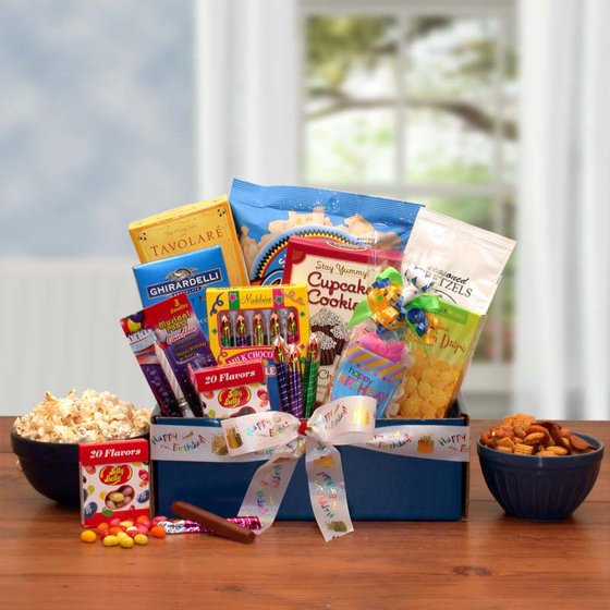Gift Basket Drop Shipping Its Time To Celebrate Birthday Pack