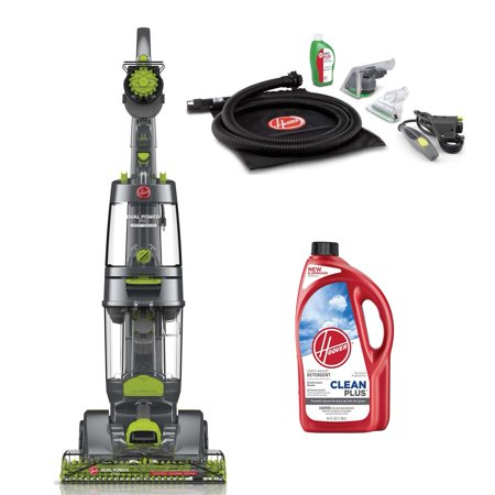 Hoover Dual Power Pro Carpet Cleaner W Accessory Pack