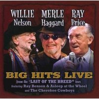 Willie Merle & Ray: Big Hits Live from the Last