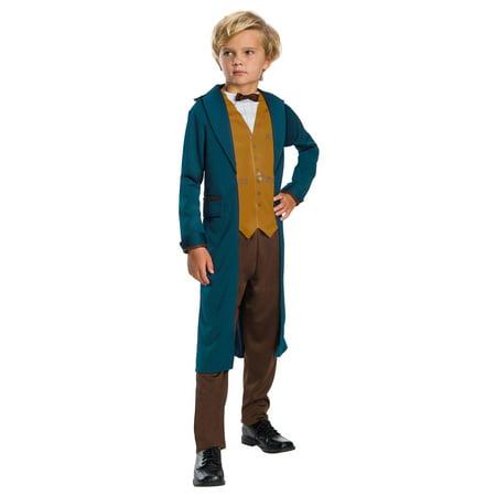 Fantastic Beast Boys Newt Scamander Costume](Best Buy Costumes)