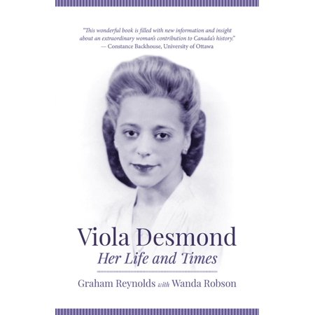 Viola Desmond - eBook