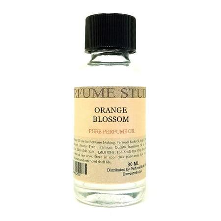 Orange Blossom 1 oz perfume oil