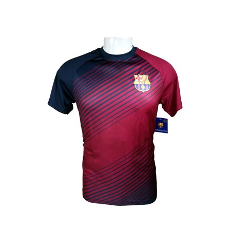 HKY FC Barcelona Official Jersey, T-Shirt, Barcelona Jersey -009 S (Schweiz Barcelona)