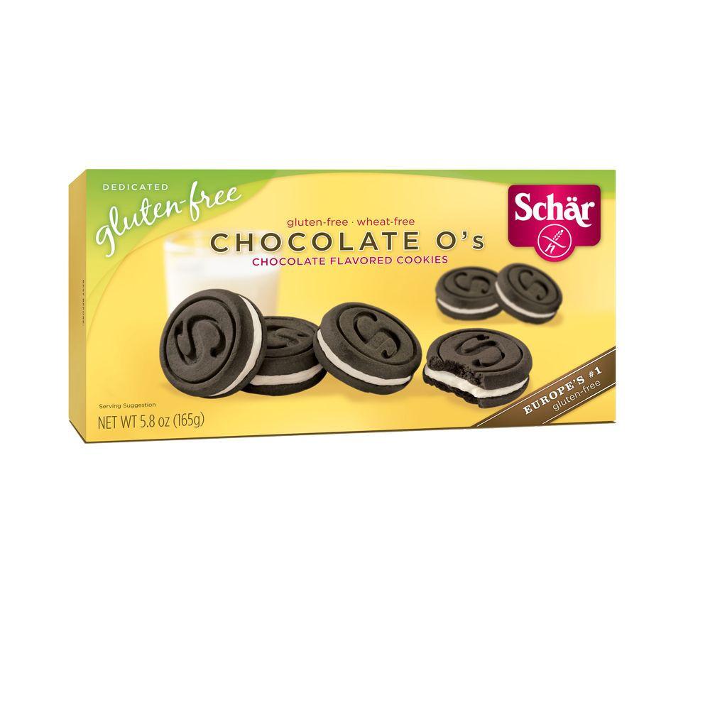 Schar Cookies, Chocolate O's
