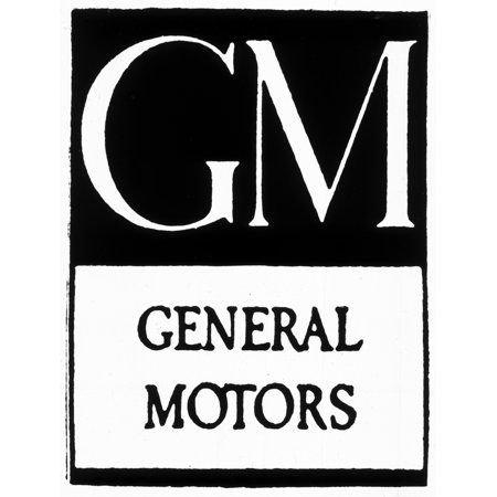 Automobiles Gm Logo Nan Early Logo Of General Motors Company Or Gm