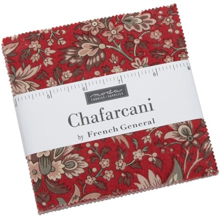 Chafarcani Moda Charm Pack by French General; 42 - 5