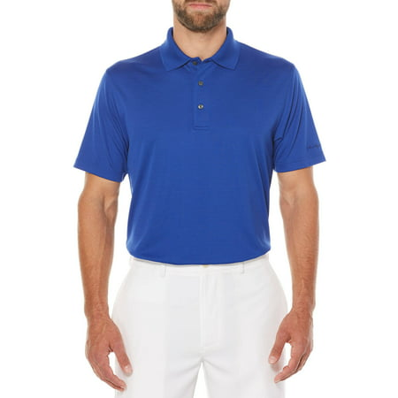 Ben Hogan Men's and Big Men's Performance Short Sleeve Solid Polo Shirt (Original Penguin Classic Polo Shirt)