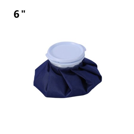 6 Physical Therapy Cloth Ice Pack Coolify Cooling Compress Bag Sports Sprain Medical Hot And Cold