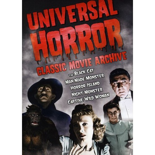 Universal Horror: Classic Movie Archive (Full Frame)