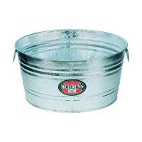 Behrens 9 gal. Steel Tub Round