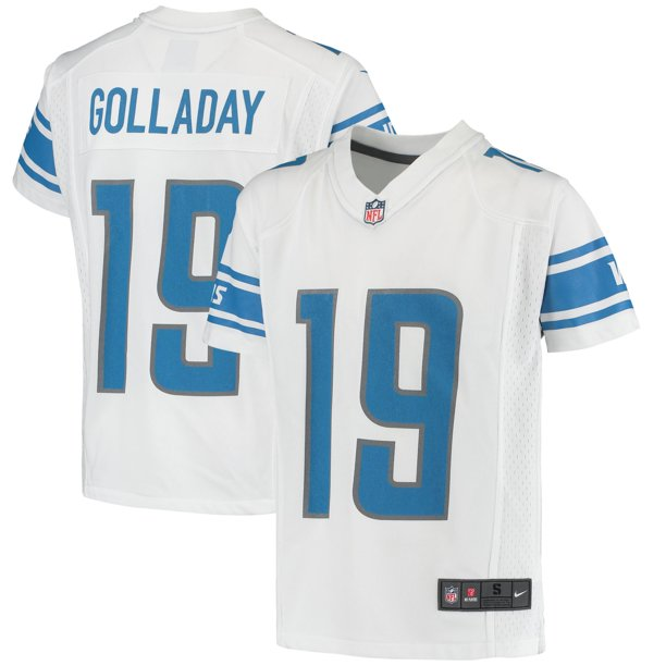 Kenny Golladay Detroit Lions Nike Youth Game Jersey - White