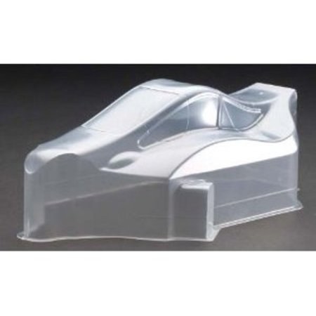 Duratrax Body Clear Unpainted w/Decals 835B -