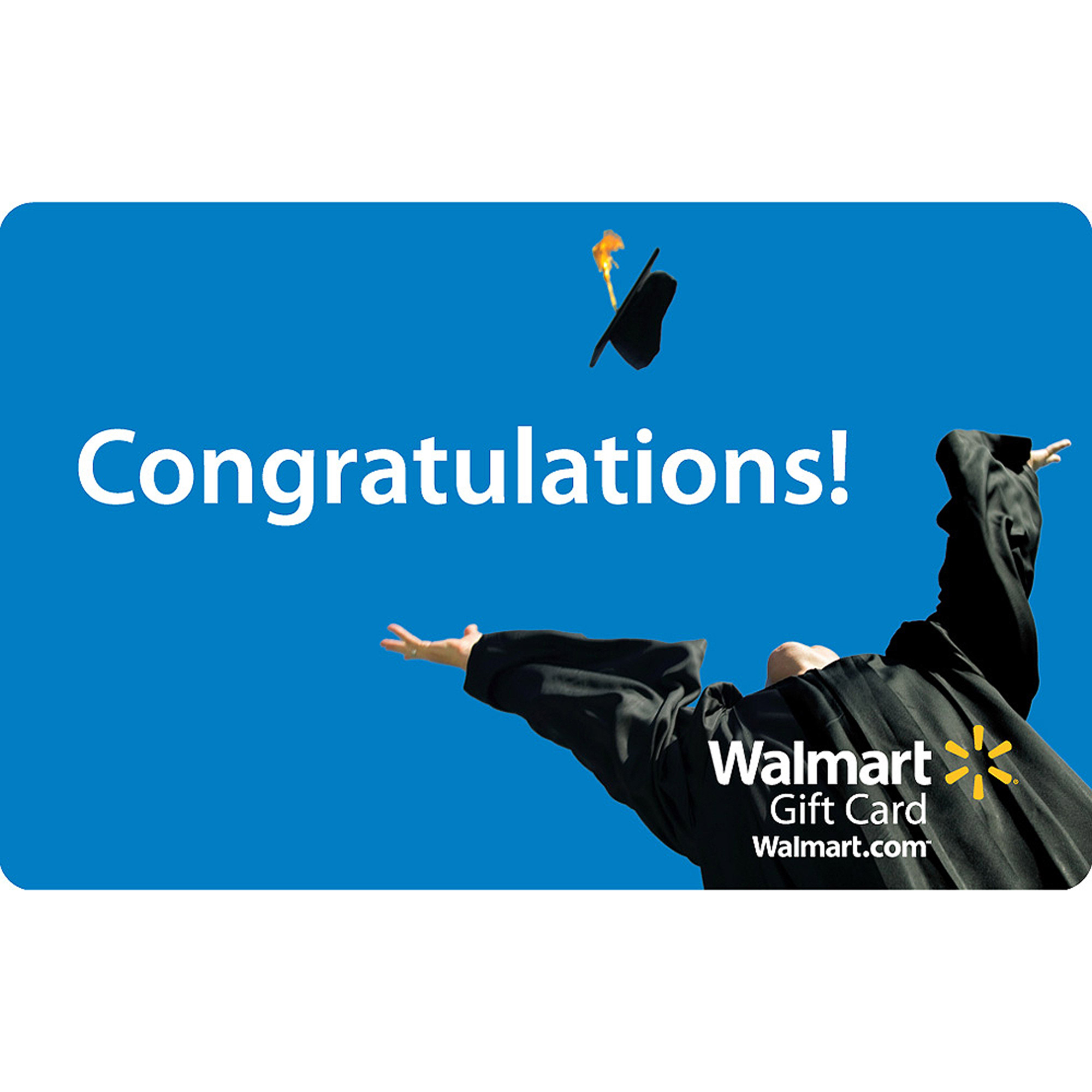 Graduation Gown Gift Card