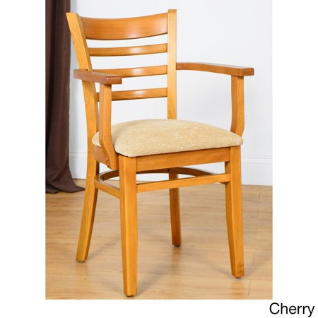 Beechwood Mountain Llc Ladderback Arm Chair