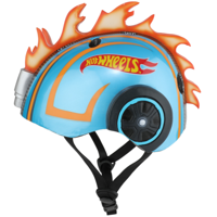 Hot Wheels 3D Kids Ultra-light Bike Helmet, for Ages 5 to 8