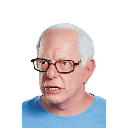 Bernie Sanders Halloween Mask](Halloween Mask Making Kits)